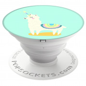 Popsockets Llamacorn (blue) 1