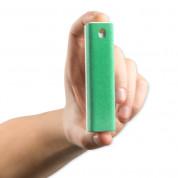 4smarts 2in1 Display Cleaner 15 мл. - антибактериален спрей и гъба за почистване на дисплеи (зелен) 1