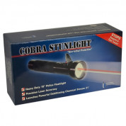 Cobra Stunlight LED Flashlight Kit with Assailant High-Pressure Spray Function 3