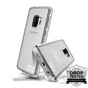 Prodigee Safetee Case for Samsung Galaxy S9 (silver) 1
