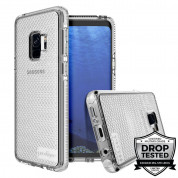 Prodigee Safetee Case for Samsung Galaxy S9 (silver)
