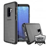 Prodigee Safetee Case - хибриден кейс с висока степен на защита за Samsung Galaxy S9 Plus (черен)