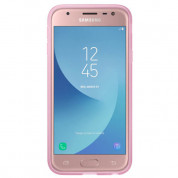 Samsung Jelly Cover EF-AJ330TPEGWW for Samsung Galaxy J3 (2017) pink 4