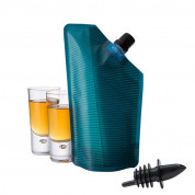 Incognito Flexible Flask (teal)