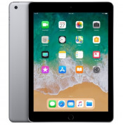 Apple iPad 6 (2018) Wi-Fi + Cellular, 32GB, 9.7 инча (сив)