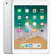 Apple iPad 6 (2018) Wi-Fi + Cellular, 32GB, 9.7 инча (сребрист)