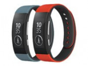 Sony Wrist Strips SWR310 Large for Sony SmartBand (red/blue)