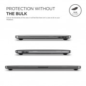 Elago Slim Case for MacBook Pro 13 inch Touch Bar (Mid 2016), (Late 2017), (Mid 2018) (clear) 3