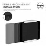 Elago Home Hub Mount - силиконова поставка, прикрепяща се към стената за iPad Pro, iPad Air, iPad и iPad mini (бяла) 6