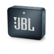 JBL Go 2 Wireless Portable Speaker - безжичен портативен спийкър за мобилни устройства (тъмносин)