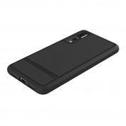 Incipio NGP Advanced Case - удароустойчив силиконов калъф за Huawei P20 Pro (черен) 3