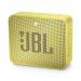 JBL Go 2 Wireless Portable Speaker - безжичен портативен спийкър за мобилни устройства (жълт) 1