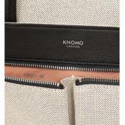 Knomo Curzon Bag - чанта с презрамка за преносими компютри до 15 инча (бежов) 4