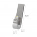 Leef iBRIDGE 3 Mobile Memory 128GB - външна памет за iPhone, iPad, iPod с Lightning (128GB) (сребрист)  2