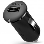 Sony Car Charger with MicroUSB Cable EC450 - зарядно за кола с microUSB кабел (bulk) 1