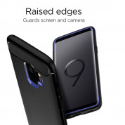 Spigen Rugged Armor for Samsung Galaxy S9 (black) 3