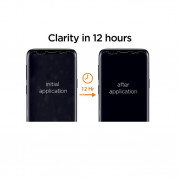 Spigen Neo FLEX HD Screen Protector - 2 броя защитно покритие с извити ръбове за целия дисплей на Samsung Galaxy S9 Plus 7