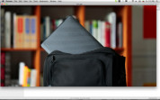 Tunewear CarbonLOOK Case - предпазен кейс за MacBook Air 11 инча 5