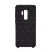 Mercedes-Benz Liquid Silicone Case for Samsung Galaxy S9 Plus (black) 1