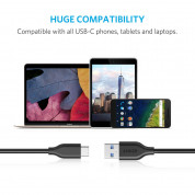 Anker Powerline USB-C to USB 3.0 0.9m - Black 2