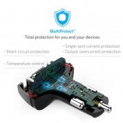 Anker PowerDrive+ 2 Ports Quick Charge 3.0 42W Dual USB Car Charger с PowerIQ - зарядно за кола с два USB изхода и технология за бързо зареждане (черен) 4