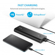 Anker PowerCore+ 20100 mAh USB-C Power Bank with PowerIQ and VoltageBoost 4