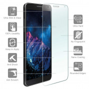 4smarts Second Glass Limited Cover - калено стъклено защитно покритие за дисплея на Huawei P20 Pro (прозрачен) 1