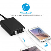 Anker PowerPort 6 Ports 30W with PowerIQ and VoltageBoost (black) 2