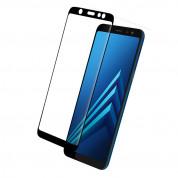 Eiger 3D Glass Edge to Edge Curved Tempered Glass - калено стъклено защитно покритие с извити ръбове за целия дисплея на Samsung Galaxy A6 (2018) (прозрачен) 2