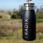 Radix Supervac - Vacuum Insulated Travel Bottle 500ml  5