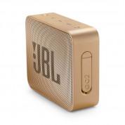 JBL Go 2 Wireless Portable Speaker - безжичен портативен спийкър за мобилни устройства (златист) 3