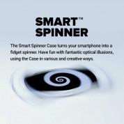Elago Smart Spinner Case Noel - поликарбонатов кейс (спинър) за iPhone 8, iPhone 7 1