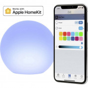 Elgato Eve Flare Portable Smart LED Lamp - безжично, управляема лампа с LED светлина за iOS устройства 3