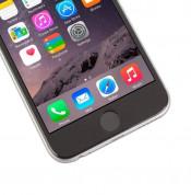 Premium Full Glue 5D Tempered Glass - обхващащо и ръбовете стъклено защитно покритие за дисплея на iPhone 6, iPhone 6S (черен) 3