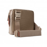 Incase Field Bag View Sean Malto Edition - стилна чанта с калъф за iPad Mini и таблети до 7.9 инча (кремав) 2