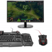 TeckNet GM269 Wired Programmable Gaming Mouse - Black 5