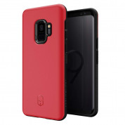 Patchworks Level ITG Case for Samsung Galaxy S9 (red)