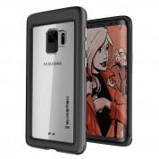 Ghostek Atomic Slim Case - хибриден удароустойчив кейс за Samsung Galaxy S9 (черен)