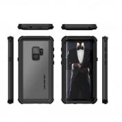Ghostek Nautical IP68 Waterproof Case - ударо и водоустойчив кейс за Samsung Galaxy S9 (черен) 1