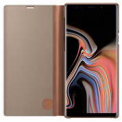 Samsung Clear View Stand Cover EF-ZN960CA for Galaxy Note 9 (brown) 3