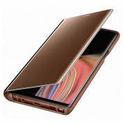 Samsung Clear View Stand Cover EF-ZN960CA for Galaxy Note 9 (brown) 2