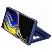 Samsung Clear View Stand Cover EF-ZN960CL for Galaxy Note 9 (blue) 5