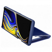 Samsung Clear View Stand Cover EF-ZN960CL for Galaxy Note 9 (blue) 6