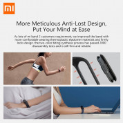 Xiaomi Mi Band 3 FitnessTracker for iOS and Android (black) 7