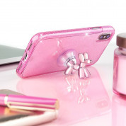 CaseMate Balloon Dog Stand (rose gold) 2