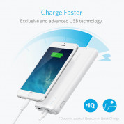 Anker PowerCore 20100 mAh Power Bank with PowerIQ and VoltageBoost (white) 2