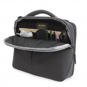 Incase Reform Brief with Tensaerlite - удароустойчива елегантна чанта за MacBook Pro 15 и лаптопи до 15 инча (черен) 5