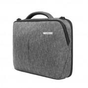Incase Reform Brief with Tensaerlite - удароустойчива елегантна чанта за MacBook Pro 13 и лаптопи до 13 инча (сив) 2
