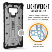 Urban Armor Gear Plasma Case for Samsung Galaxy Note 9 (ash) 3