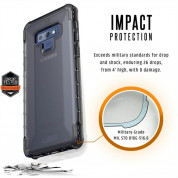Urban Armor Gear Plyo Case for Samsung Galaxy Note 9 (ice) 3
